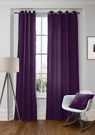 cole plum plain made to measure curtains shop by pattern