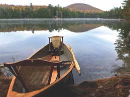 adirondack guideboat artwork on the water take magazine