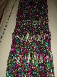 april raindrops scarf scarf knitting