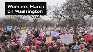 hundreds of thousands turn out for washington d c women u0027s march