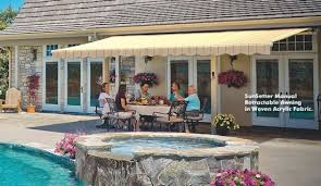 Sunbrella Retractable Awning Prices Unique Ideas Retractable Awning Cost Endearing Sunsetter Awnings