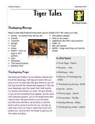 thanksgiving prayer for teachers tiger tales 2015 volume ii issue iii