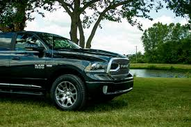 Dodge Ram Limited - most luxurious ram pickup ever introduced as tungsten edition