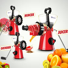 3 In 1 Kitchen by 3 In 1 Manual Juicer U0026 Mincer