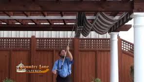 Pergola With Shade by Retractable Sun Canopy Patio Pinterest Canopy Pergolas And