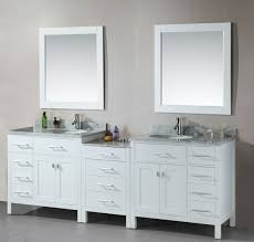 Vanity Tops With Sinks Awesome Marble Vanity Tops With Double Sink Adhered By Solid
