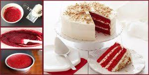 red velvet cake recipe in pressure cooker