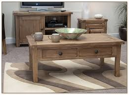 stand and coffee table set