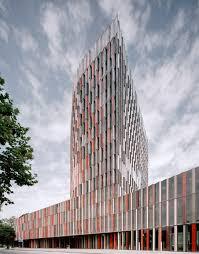 kfw westarkade sauerbruch hutton buildings pinterest