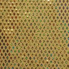 gold fabric cali fabrics gold on gold holographic diamond sequin fabric