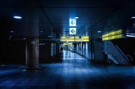 blue light special colored streetls precede decline in crime