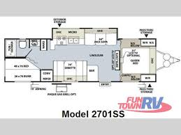 Rockwood Camper Floor Plans Used 2009 Forest River Rv Rockwood Ultra Lite 2701ss Travel