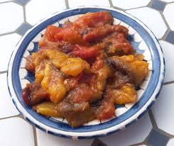 cuisine pied noir oranaise salade juive pied noir aiguilles et myrtilles