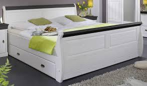 Schlafzimmerschrank Romantisch Schlafzimmer Komplett Kiefer Massiv Weiß Gewachst Absetzungen