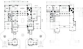 floor plans with courtyard courtyard house plans 1 story house plan with courtyard center