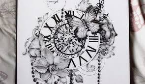 clock ideas meaning best tattoos 2017 designs and