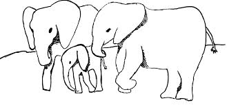 pictures of elephants for kids free download clip art free