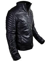 kawasaki riding jacket superman smallville black quilted leather jacket at amazon men u0027s