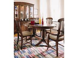 Thomasville Dining Room by Thomasville Color Café Custom Dining Customizable Oval Dining