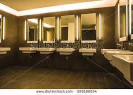 Commercial Bathroom Mirrors by Public Toilet Mirror Stock Images Royalty Free Images U0026 Vectors
