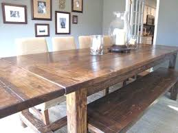kitchen table with bench openpoll me