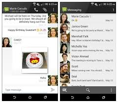 android messaging apps top 13 best text message apps for android devices dr fone