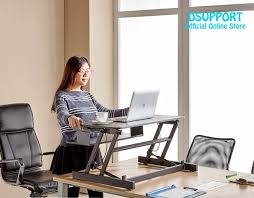 using a sit stand desk 2017new ergonomic easyup with handle sit stand desk riser foldable