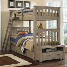ne kids highlands harper twin over twin bunk hayneedle