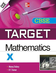 target cbse mathematics class x 1st edition buy target cbse