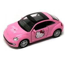 volkswagen buggy pink hello kitty volkswagen kids buggy die cast pull back u0026 go action