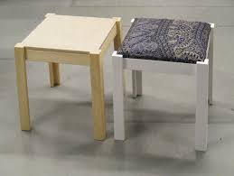 make a simple stool bench coffee table sideboard 7 steps