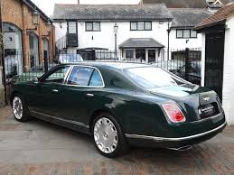 old bentley mulsanne her majesty the queen used this bentley mulsanne now it can be