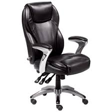 Black Leather Office Chair Leather Office Chair Office Chairs Ikea Gray Leather Office