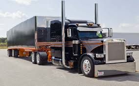 kenworth 18 wheeler trucks