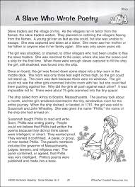 paragraph stories for reading comprehension nonfiction reading comprehension social studies grade 5 017919