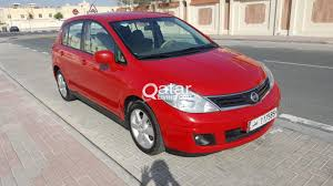 tiida nissan hatchback nissan tiida 2013 1 8l qatar living