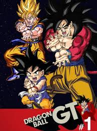 dragon ball gt anime anidb