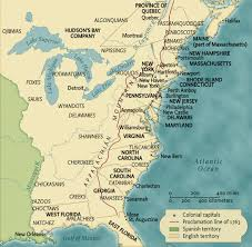 South West America Map by Hist110unit2revhtml Proclamation Of 1763 Map Google Search If You