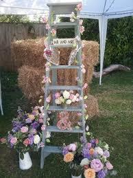 wedding arch ladder 25 best wedding hire ideas on prop hire vintage