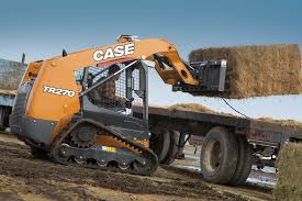 case tr270 compact track loader case construction equipment