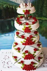 hochzeitstorten pforzheim hochzeitstorte mit und schwänen 5 storey wedding cake with