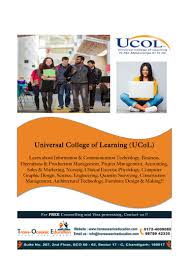 study at universal college of learning ucol new zealand
