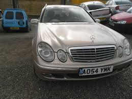 used mercedes benz e class elegance for sale motors co uk