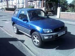toyota rav4 3 door for sale toyota rav4 top 3 door t registered 1999 car for sale