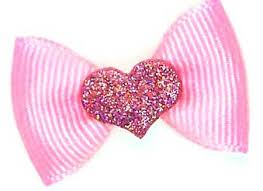 pink bows sweet hearts pink bow 4 legged