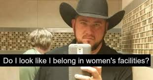 Bathroom Meme - do i look like i belong here transgender bathroom debate know