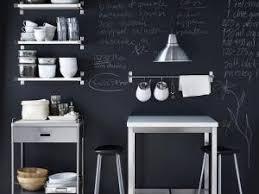 mur noir cuisine trendy le mur de tableau noir par livsstil