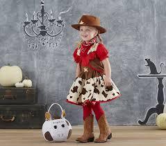 Cowgirl Halloween Costume Child Cowgirl Costume Pottery Barn Kids