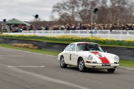 porsche spyder 1965 eb motorsport 1965 porsche 911 takes second at goodwood ferdinand