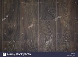 Laminate Flooring Dark Wood Wooden Laminate Floor Dark Wood Flooring Parquet Stock Photo